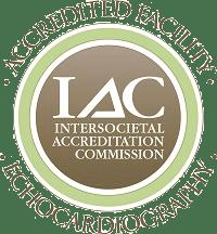 Intersocietal Accrediation Commission logo