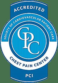 Chest Pain Center logo